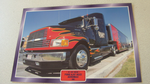 Ford A/AT 9522 Aeromax 1996 Truck framed picture